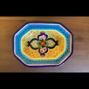 Other - Mexican tile design soap/trinket dish